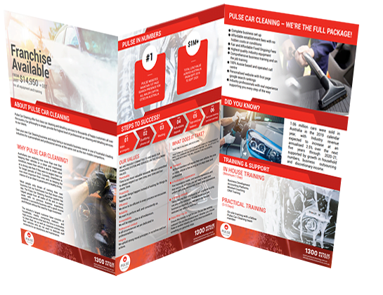 franchise information pack for pulse car cleaning