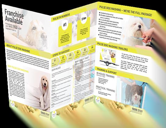 franchise information pack for pulse dog washing