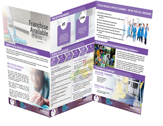franchise information pack for pulse house cleaning
